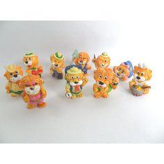 Coleção brinquedos - Kinder Ovo