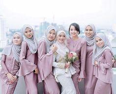 """1,075 Likes, 44 Comments - Muslim Wedding Ideas {105k) (@muslimweddingideas) on Instagram: """"We adore these two beautiful sisters @luluelhasbu and @nuunuelhasbu ♥ Congrats sister @nuunuelhasbu…"""""""