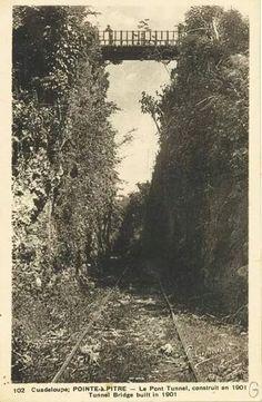 Pont Tunnel à Pointe à Pitre Guadeloupe