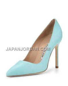 http://www.japanjordan.com/manolo-blahnik-bb-leather-pointtoe-pump-turquoise.html MANOLO BLAHNIK BB LEATHER POINT-TOE PUMP TURQUOISE 格安特別 Only ¥22,485 , Free Shipping!