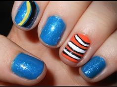 finding dory nails - Google Search