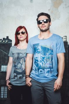 "T shirt collection ""GRAZ""  for man and female"
