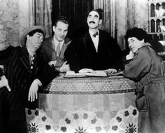 The Cocoanuts Chico Marx Zeppo Marx Groucho Marx Harpo Marx 1929 Photo Print Zeppo Marx, Groucho Marx, Comedians, Brother