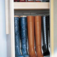 Boot Rack Ideas