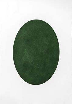 Òval verd 2014 - Mezzotint engraving green bladder 111 x 76 cm. (paper) 70 x 50 cm. Plates, Celestial, Gallery, Green, Outdoor, Licence Plates, Outdoors, Dishes, Plate