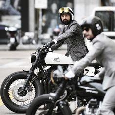 The Distinguished Gentleman's Ride in Milaan – DailyM