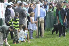 Pin for Later: All the Cutest Moments From This Year's White House Easter Egg Roll!