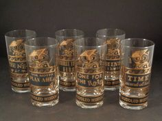 Barware Collection - GEORGES BRIARD - MUDDLED WISDOM - HIGHBALL GLASSES