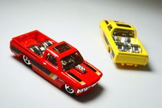 1972 Chevy LUV (Hot Wheels)