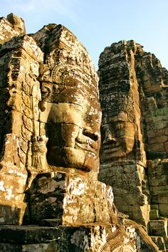 Places to Visit: Bayon