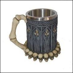 Chope Gothique Médiévale