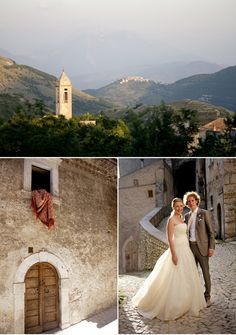 @Donna Fiorino used this inspiration for a gorgeous Tuscan #wedding and her  #PinItToWinKitchen winning board