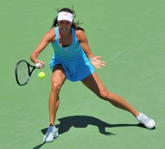 Ana Ivanovic is one of the best players on the women's tour.
