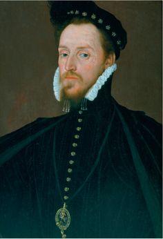 Henry Carey, son of Mary Boleyn.