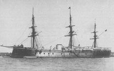 Fragata blindada Numancia - Wikipedia, la enciclopedia libre