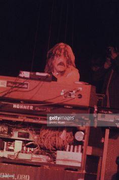 Deep Purple Jon Lord live at Nippon Budokan, Tokyo, December Jon Lord, Rock Music, Deep Purple, Rock N Roll, Tokyo, December, Rock Stars, Keys, Artists