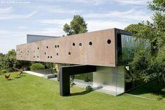 Maison à Bordeaux, Bordeaux, France by Rem Koolhaas