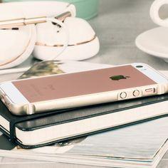 X-Doria iPhone SE Gold Bumper Case £24.99