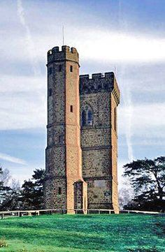Leith Hill Tower, near Dorking in Surrey