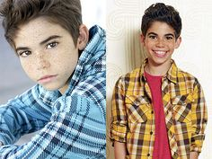 """Cameron Boyce (Black/White) [American] Known as: Actor, Dancer & Model (Part of the breakdancing crew """"X Mob"""") TV: Luke Ross on """"Jessie"""", """"General Hospital: Night Shift"""", """"Austin & Ally"""", """"The LXD:..."""