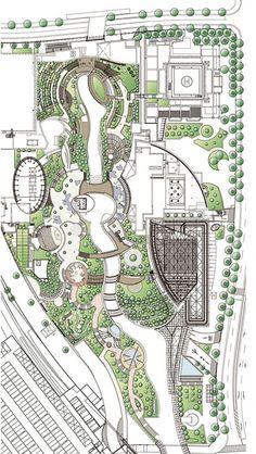 Namba Park in Osaka by Jerde Partnership: