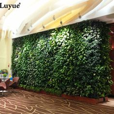 Cheap artificial wall, Buy Quality artificial plant wall directly from China artificial wall plants Suppliers: Luyue Plant Wall Artificial Boxwood Hedge Garden Backyard Grass Home Decor Simulation Rug Leaves Outdoor Privacy Screen Panel