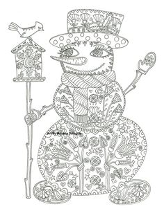 Free Jody Bergsma Coloring Pages