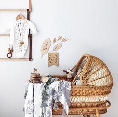Cute Room Ideas For Young Girls Stylish modern and rustic nursery Nursery Room, Girl Nursery, Kids Bedroom, Nursery Decor, Hippie Nursery, Bohemian Nursery, Rustic Nursery, Nursery Neutral, Nursery Modern