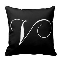 >>>Cheap Price Guarantee          Black White Monogram V Pillow           Black White Monogram V Pillow you will get best price offer lowest prices or diccount couponeShopping          Black White Monogram V Pillow Review on the This website by click the button below...Cleck Hot Deals >>> http://www.zazzle.com/black_white_monogram_v_pillow-189807670185155880?rf=238627982471231924&zbar=1&tc=terrest