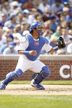 Vote #Cubs catcher Geovany Soto for the 2012 MLB All-Star Game! Fact: As of May 15, Soto has recorded two homers and five RBI in 11 May contests.