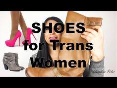 Buying Shoes for Trans Women Transgender Tips, Male To Female Transgender, Male To Female Hormones, Filles Alternatives, Girly Captions, Mtf Transition, Male To Female Transformation, Feminized Boys, Crossdressers
