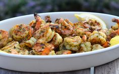 Jennifer Segal is the chef and photographer behindOnce Upon a Chef, a family-friendly recipe blog featuring tested and perfected recipes with step-by-step photos.1. Grilled Pesto Shrimp (pictured above) –There are endless ways to usepesto— the Italian sauce made from olive oil, basil, garlic, nuts and Parmesan cheese — but this has to be one of [...]