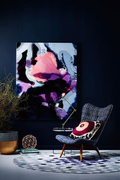 Today I thought we should talk about cool, unexpected places to hang art. There's nothing wrong with a great gallery wall, but here are a few more out of the box ideas. Art really is o…