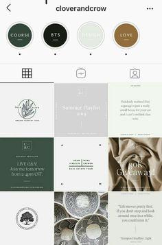 Graphic Design Services - Hire a Graphic Designer Today Muro Instagram, Layout Do Instagram, Instagram Grid, Story Instagram, Instagram Design, Instagram Blog, Feeds Instagram, Ecommerce Web Design, Grid Design