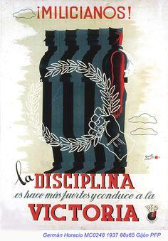 Memoria republicana - Carteles - Horacio Germán