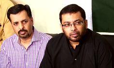 Mustafa Kamal pulls distinguished MQM chief Dr Sagheer Ahmed to 'newparty'