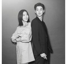 Cha Eun Woo and Im soon hyang for 'My ID is gangnam beauty' Korean Celebrities, Korean Actors, Korean Dramas, Bride Of The Water God, Cha Eunwoo Astro, O Drama, W Two Worlds, Seo Kang Joon, Movie Couples