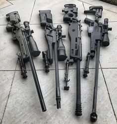 Likes, 10 Comments - Tactical Weaponry Military Weapons, Weapons Guns, Guns And Ammo, Le Sniper, Sniper Rifles, Armas Ninja, Custom Guns, Fire Powers, Weapon Concept Art
