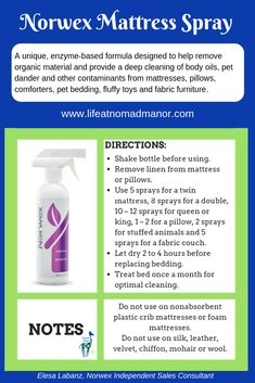Dust Mites got you a bit freaked out? Norwex has a spray for that! Norwex Biz, Norwex Cleaning, Green Cleaning, Cleaning Hacks, Norwex Products, Spring Cleaning, Matress Cleaner, Norwex Cloths, Norwex Party