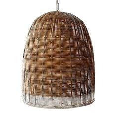 Basket Weave Pendant