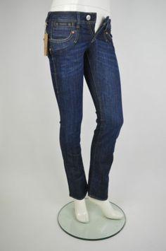 Herrlicher-Jeans-Piper-Damenjeans-5649-D9900-Hueftjeans-Hose-25-26-32-NEU Herrlicher Jeans, Skinny Jeans, Tops, Pants, Fashion, Blue, Trouser Pants, Moda, Fashion Styles