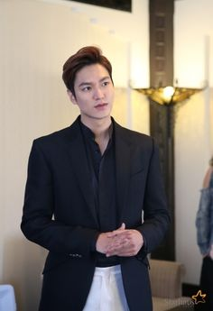 Lee Min Ho, Bounty Hunter press conference, 20150614.