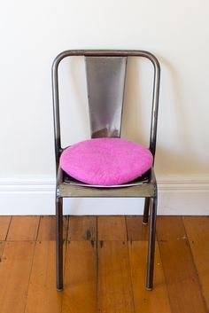 Image of Tush Cush - Felted NZ wool cushions (Now avail in 9 colours)