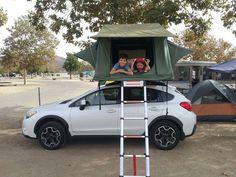 Summer Camp Subaru Crosstrek