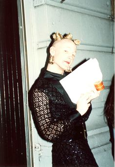 James St. James, 1990