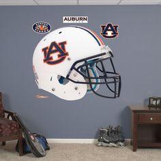 Auburn Tigers Helmet - Wall Decal Sticker