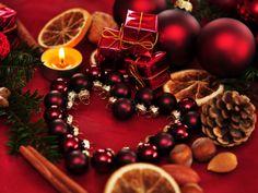 Зима Рождество 4