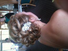 Wedding Updo!