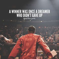 Everything is possible when you believe in you, so make yourself a priority. #justbravequotes #dreamer #goals #winner #kanyewest
