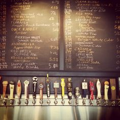 Check out The Beer Growler for an amazing craft beer selection in Savannah!